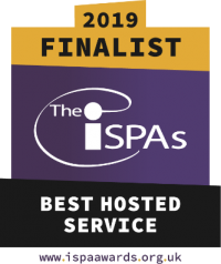 ISPA Best Hosted Service Finalist