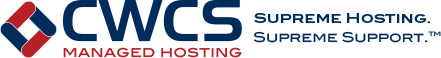 CWCS Managed Hosting - Supreme Hosting & Support - Logo