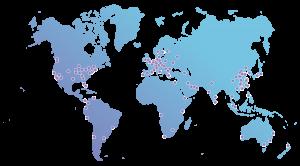 network-map-gradient